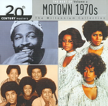 MOTOWN 70S VOL.2-20TH CENTURY MASTERS (CD)