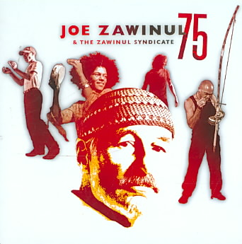75 BY ZAWINUL,JOE (CD)